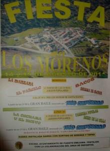 Feria de Los Morenos
