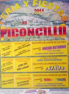 Feria de Piconcillo