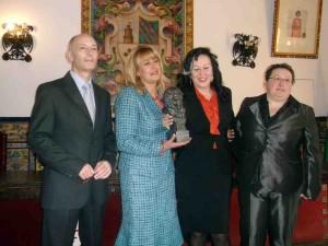 Homenaje a Carmen Agredano González