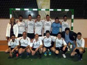 Final de la liga municipal