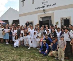 Museo en vivo en Posadilla