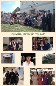 Museo en Vivo 2012 en Posadilla