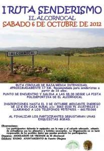 """Ruta de Senderismo """"El Arcornocal"""""""