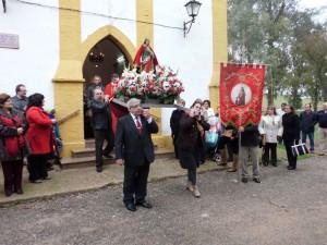 """Fiesta de Santa Bárbara en """"El Porvenir"""""""