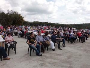 Encuentro del PSOE en Cañada del Gamo