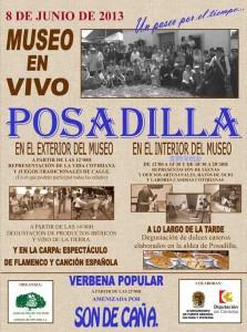 Museo en vivo de Posadilla