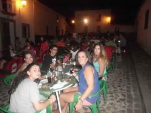 Los Pánchez celebran su fiesta del emigrante