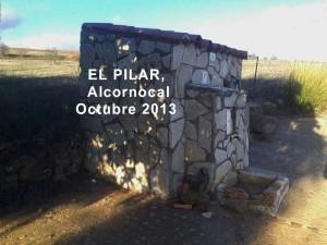 El Pilar de El Alcornocal