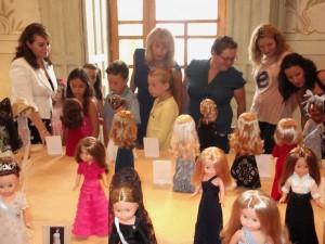 Exposición de `Muñecas de palacio`