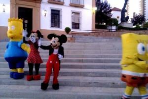 Comienza la Feria de Fuente Obejuna 2014