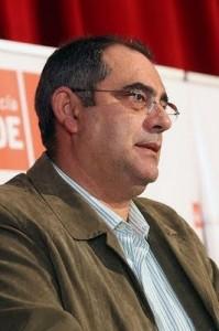 Rafael Delgado, Portavoz del PSOE