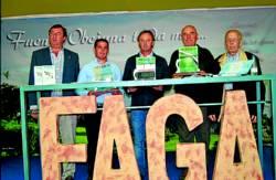 Premiados en la Feria Agrícola y Ganadera de Fuente Obejuna. - Foto:R.C.