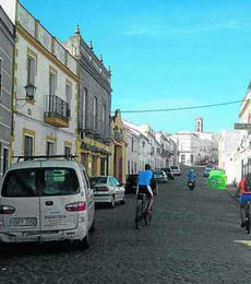 Reordenación del tráfico en Fuente Obejuna