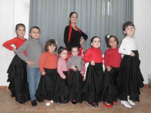 Baile Flamenco en Fuente Obejuna