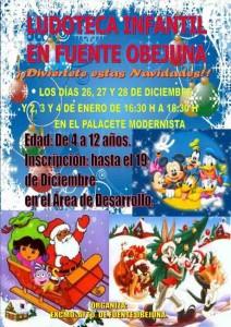 Disfruta la Navidad en Fuente Obejuna