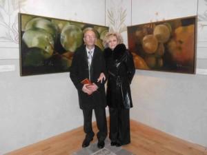 Manuel Gahete y Ana Ortiz