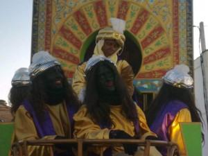 Los Reyes Magos llenaron de ilusión Fuente Obejuna