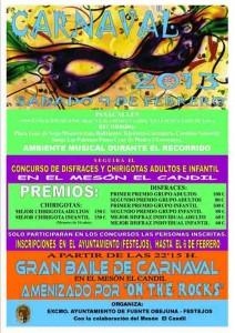 Disfruta el Carnaval 2013 en Fuente Obejuna