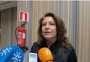 Delegada del Gobierno en Andalucía, Carmen Crespo