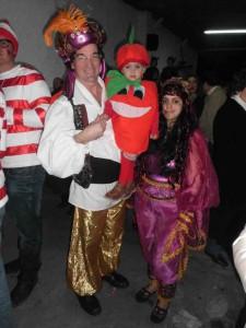 Carnaval 2013 en Fuente Obejuna