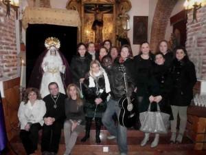 Hermandad del Santísimo Cristo de la Misericordia