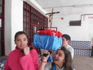 Los colegios celebran la Semana Santa