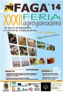 FAGA 2014 en Fuente Obejuna
