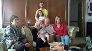 Francisca Durán Galeano cumple 104 años