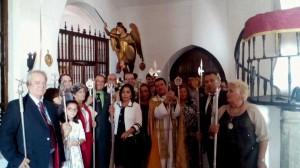 San Miguel por las calles de Fuente Obejuna