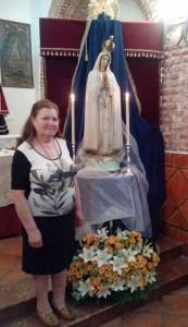 Pilar Paños Paños pregonará la Semana Santa.