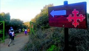 Un recodo de la ruta a la que aluden los firmantes de la carta. - Foto:CORDOBA