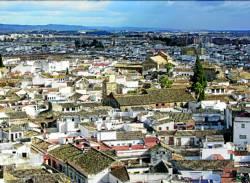 Vista aérea de la ciudad de Córdoba. - Foto:A.J. GONZALEZ