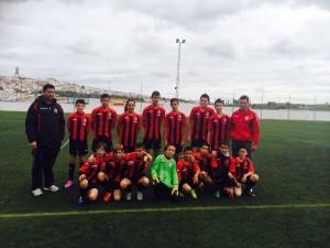 Presentación de la Escuela de Fútbol