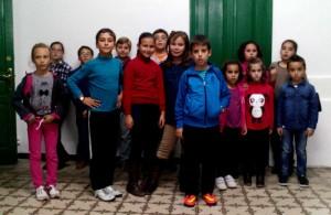 Alumnos de la Escuela Municipal de Música