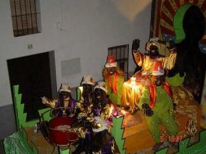Elección de Reyes Magos, pajes y personajes de la Cabalgata de Reyes 2015