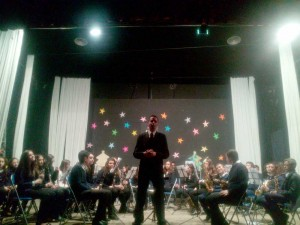 Audición Musical en Fuente Obejuna por Navidad