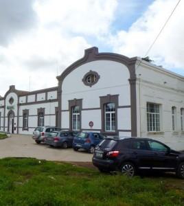 Centro de salud de Peñarroya