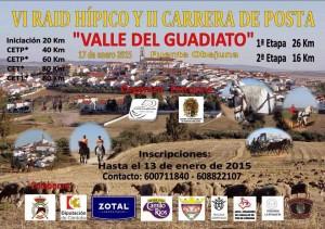VI Raid Hípico Valle del Guadiato