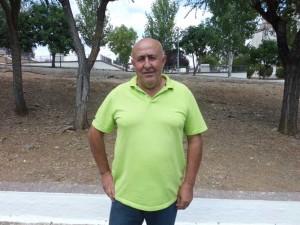 Francisco Romero, portavoz del (PA) en el Ayuntamiento de Fuente Obejuna