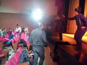 Magia y teatro por Navidad en Fuente Obejuna
