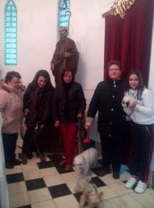 Un San Antón sin día ni Patrón