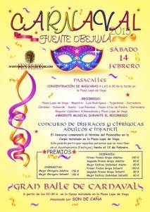 Celebración del Carnaval 2015 en Fuente Obejuna