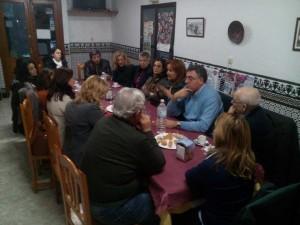 Reunión de la Asociación Española contra el Cáncer