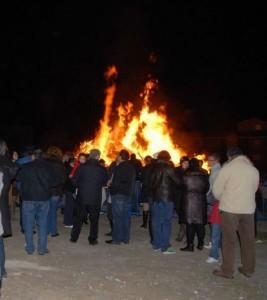 Fiesta de La Candelaria en Fuente Obejuna