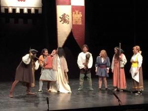 Fuenteovejuna en el teatro Joventud de Hospitalet de Llobregat