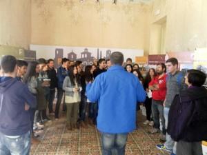 Charla sobre patrimonio singular en el Palacio Modernista