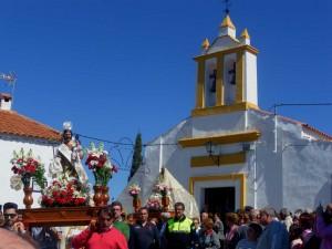 Cañada del Gamo celebra su romería