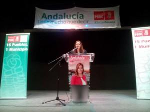 El PSOE de Fuente Obejuna celebra su acto de cierre de campaña