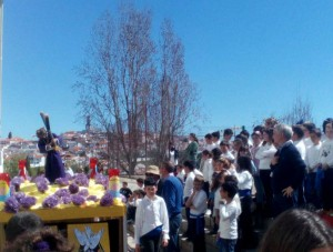 La Semana Santa llega al C.E.I.P. `San Carlos Borromeo`