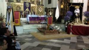 Pregón de Semana Santa cargado de sentimiento cristiano y cofrade